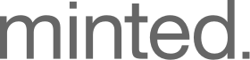 minted logo