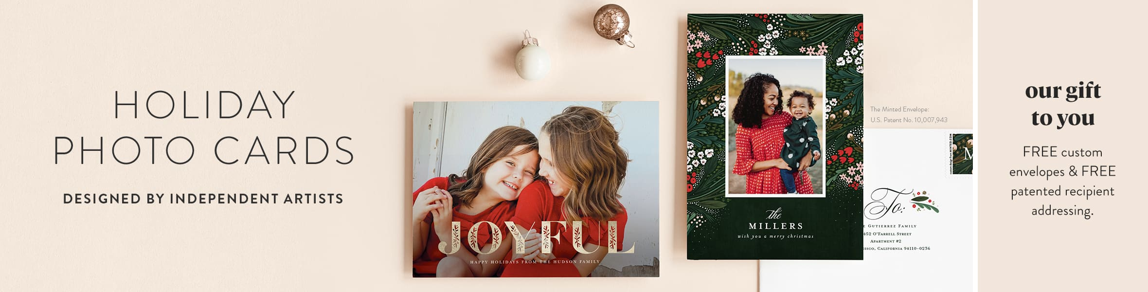 Holiday Photo Cards