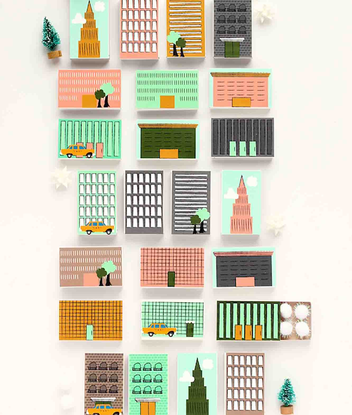 New York City Advent Calendar