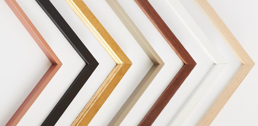 Framing detail view
