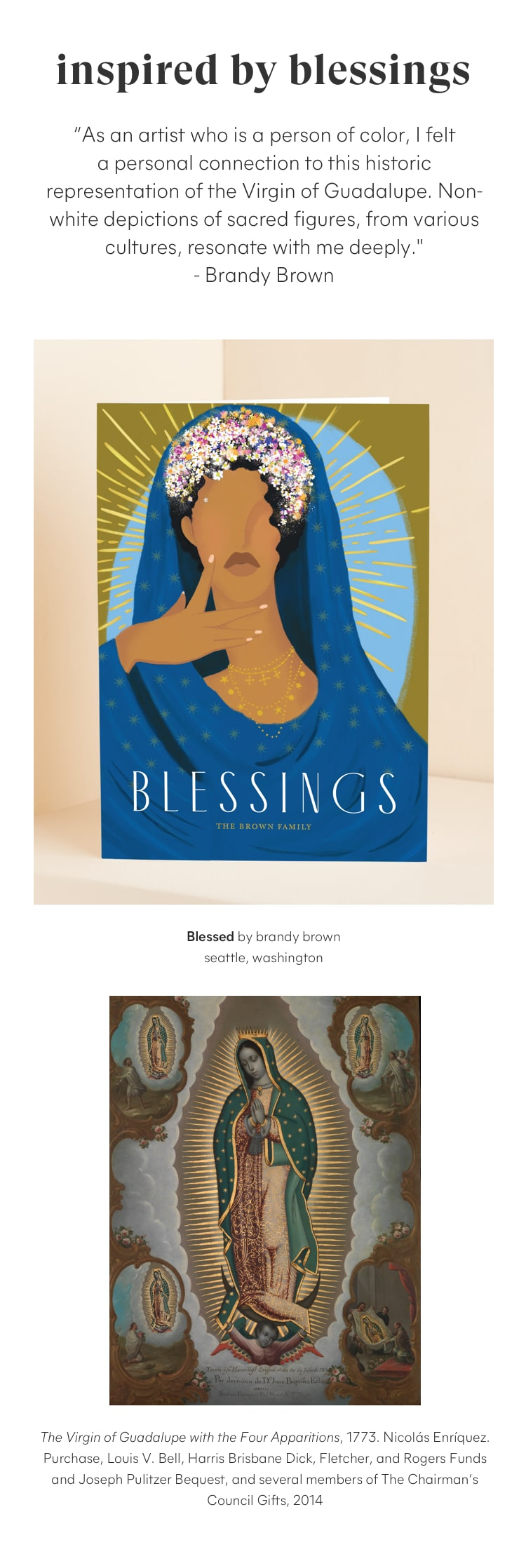 The Met - Slide 10: Blessed