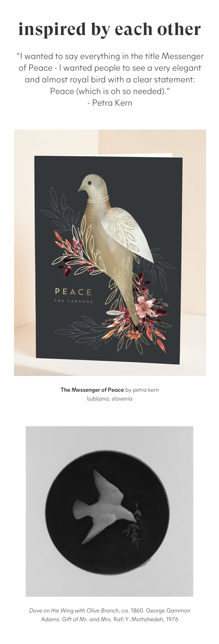 The Met - Slide 8: TheMessageOfPeace