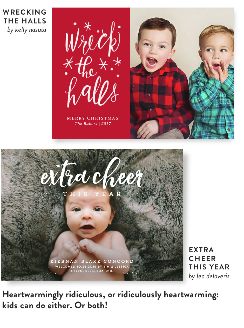 Wrecking the Halls by kelly nasuta, Extra Cheer This Year by lea delaveris