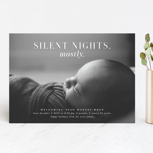 Mostly Silent Nights by Lori Wemple