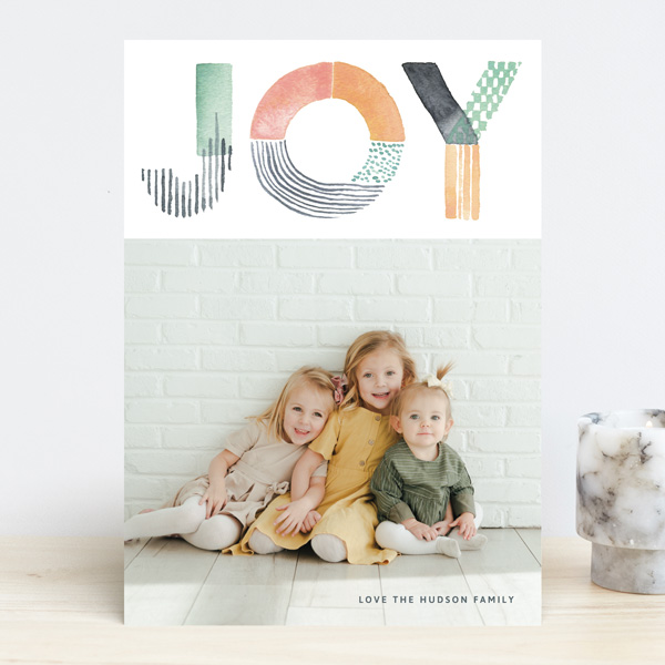 Color Block Joy by Kelsey McNatt