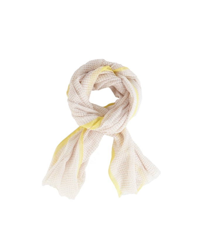 The Sheer Cotton Scarf