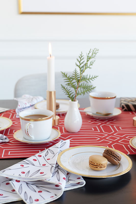 Holiday Dining Looks - Dinner Napkins image
