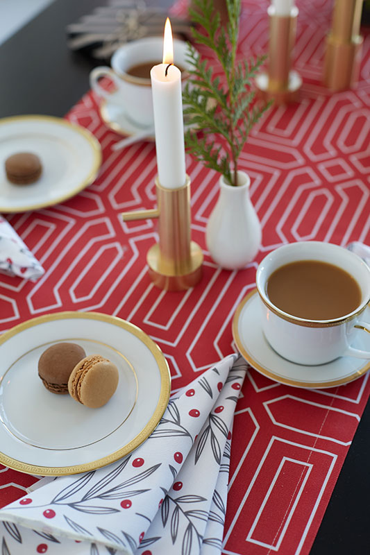 Holiday Dining Looks - Table Runners image