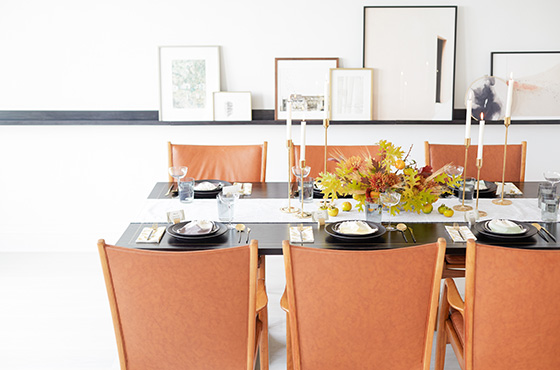 Holiday Dining Looks - Table Set image