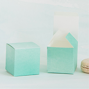 Favor Boxes & Stickers