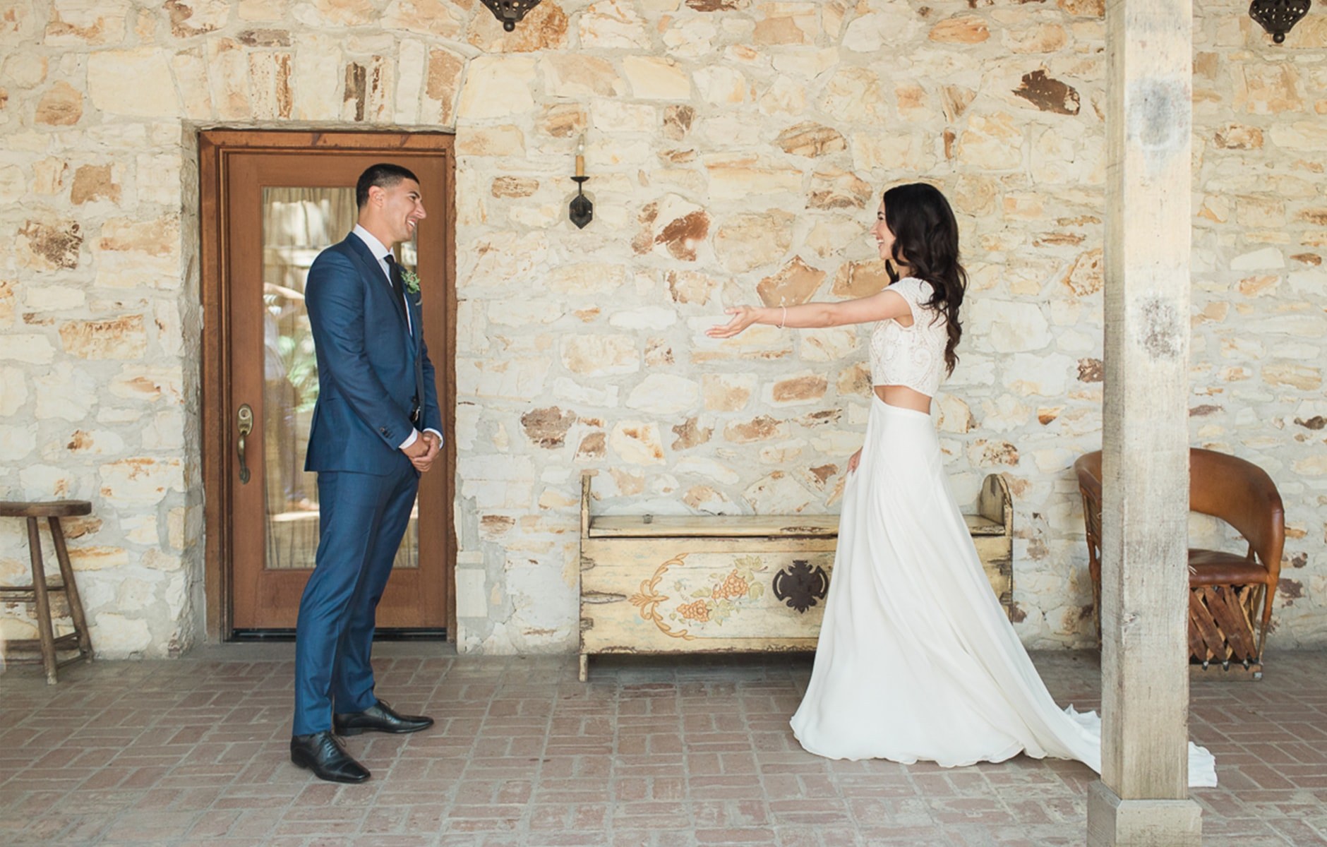 Minted Real Weddings: Megan and Jason - 5