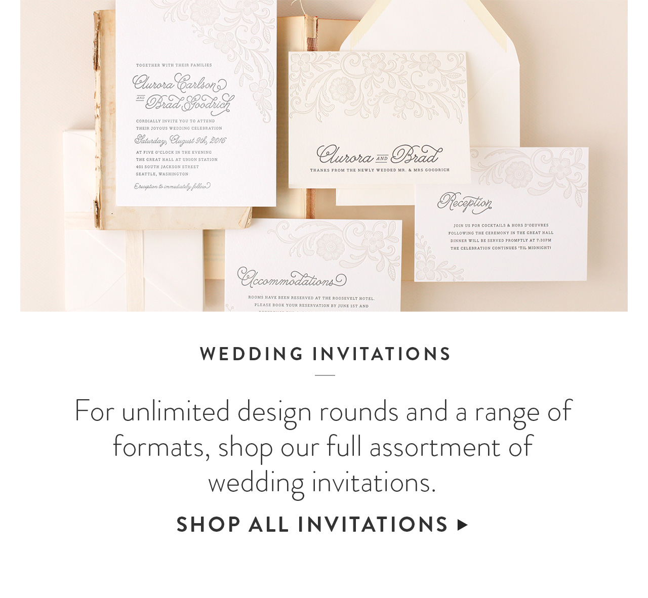 Shop All Invitations