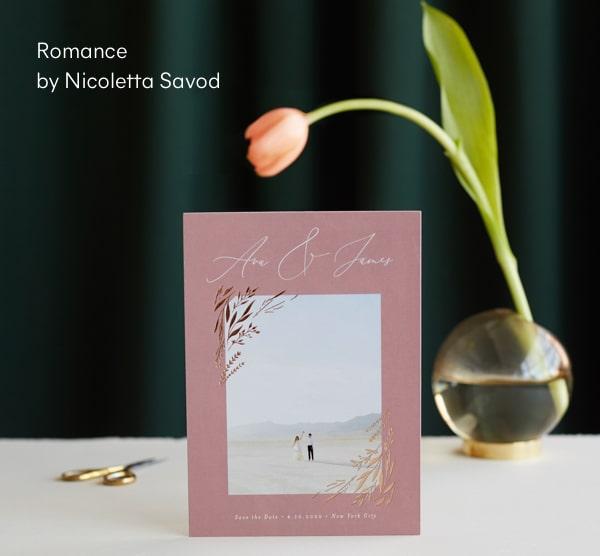 Romance by Nicoletta Savod
