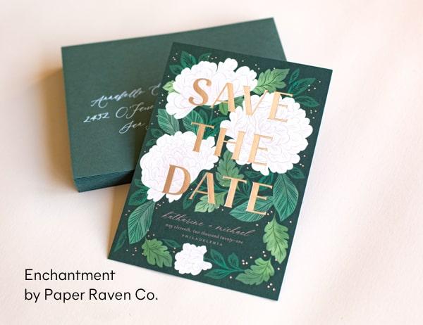 Enchantment by Paper Raven Co.