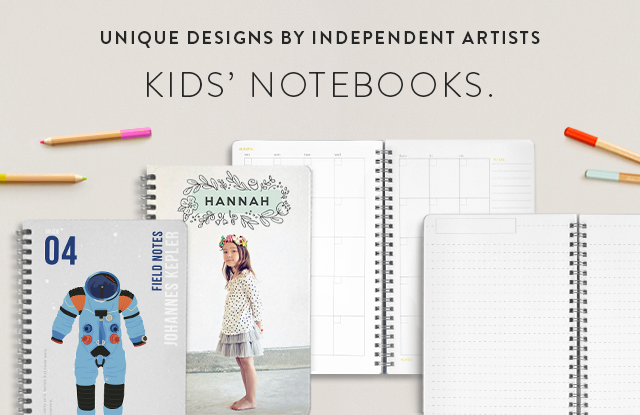 Kids Notebooks