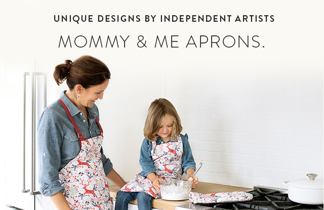 Mommy & Me Aprons