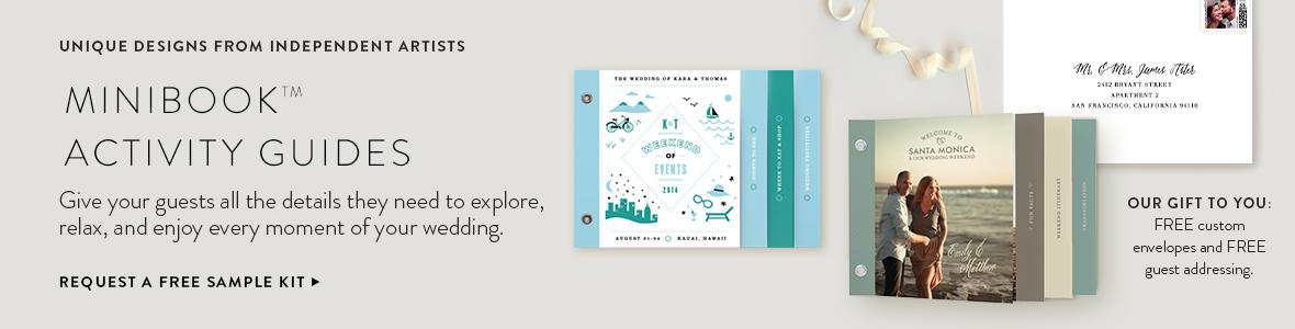 Minibook Activity Guides