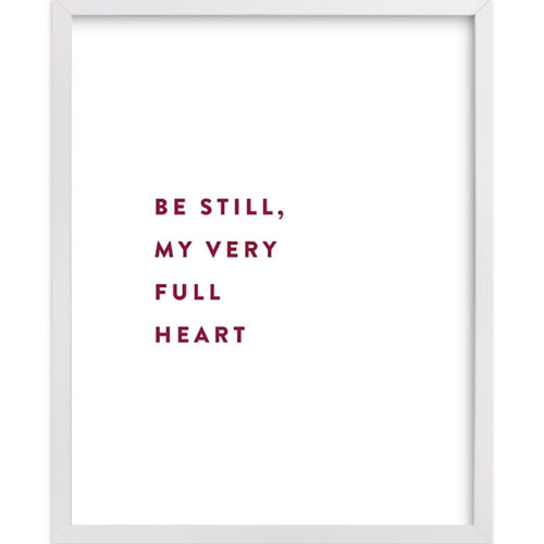 Custom Quotes Art Print