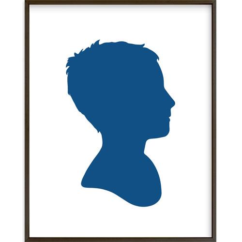 Custom Silhouette Art Print