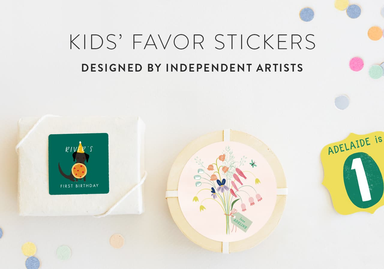 Kids Stickers
