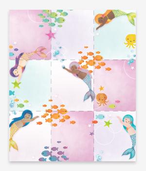Mermaids by Hailey Myzuik