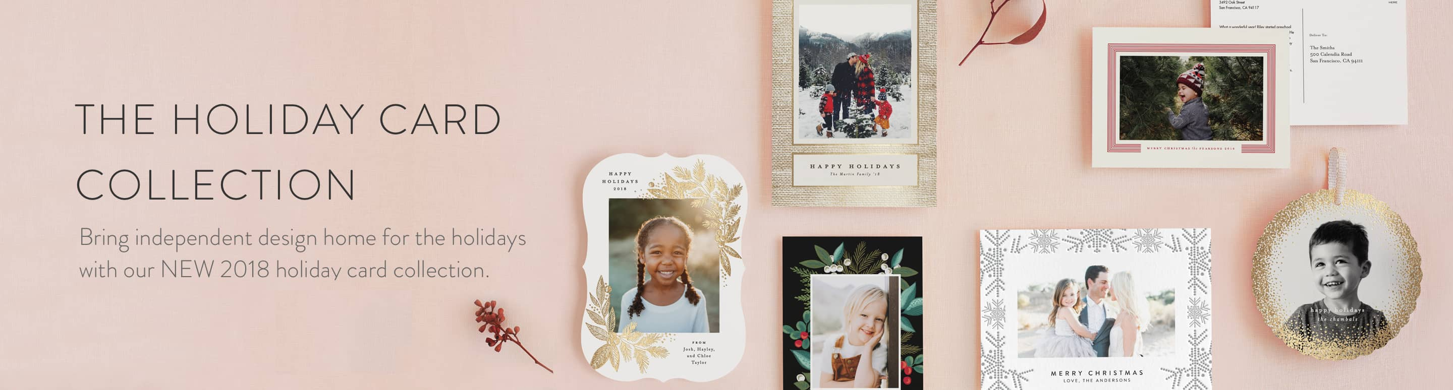 2018 Holiday Cards