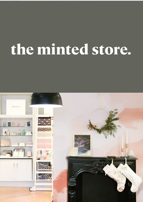 Minted Store
