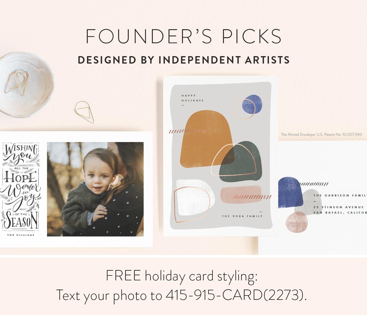 Founders Picks