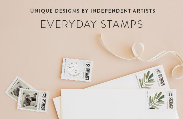 Custom Postage Stamps