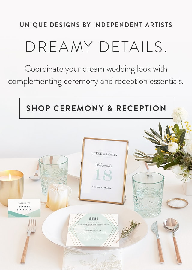 Wedding Ceremony & Reception Essentials