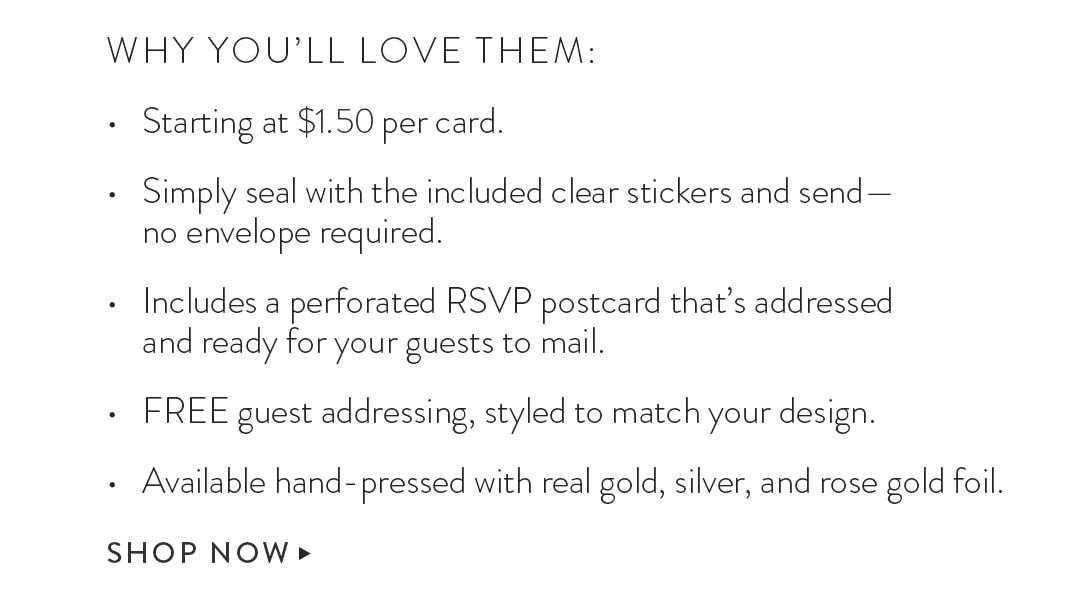 Shop All-In-One Invitations