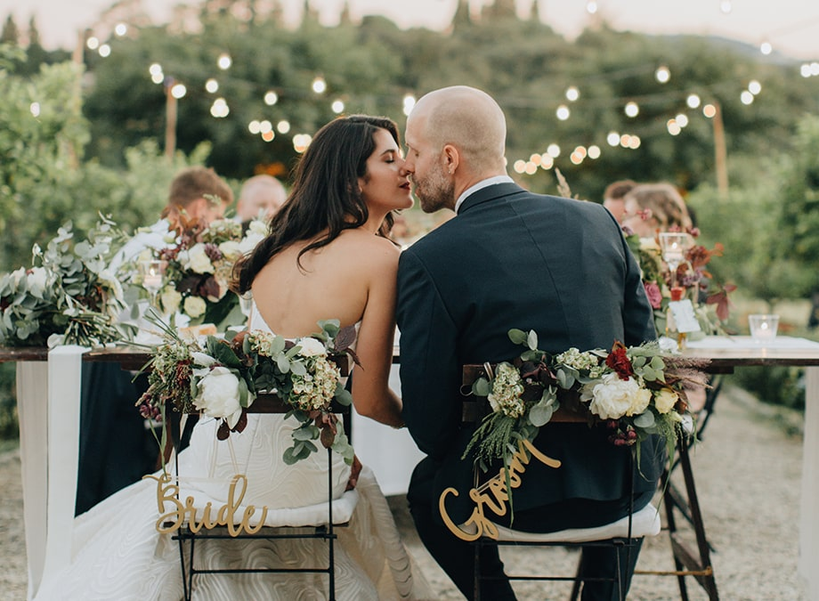 Minted Real Wedding: Brittany & Jesse