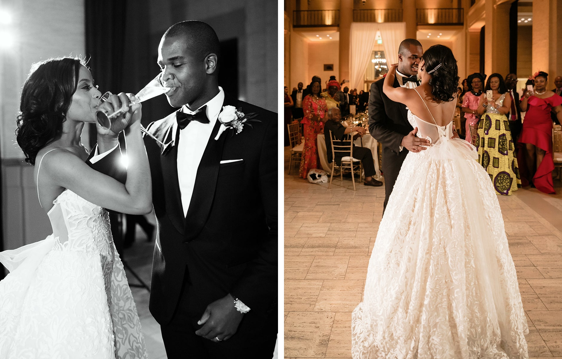 Minted Real Weddings: Brittany and Stanley - 14