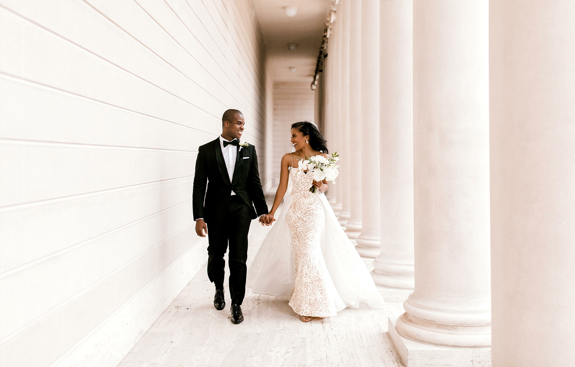 Minted Real Weddings: Brittany and Stanley - 4