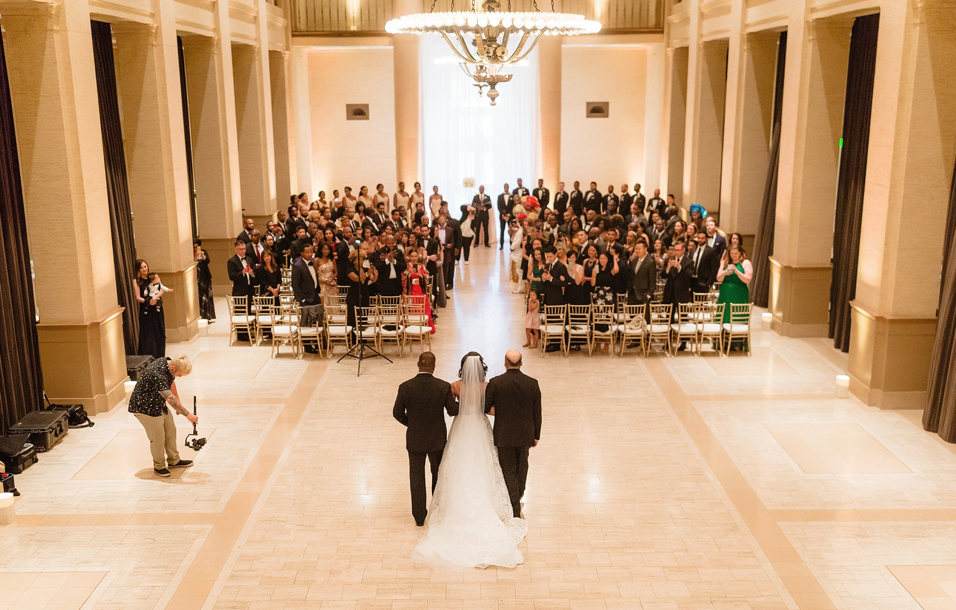 Minted Real Weddings: Brittany and Stanley - 8