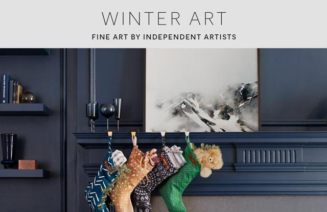 Winter Art Prints