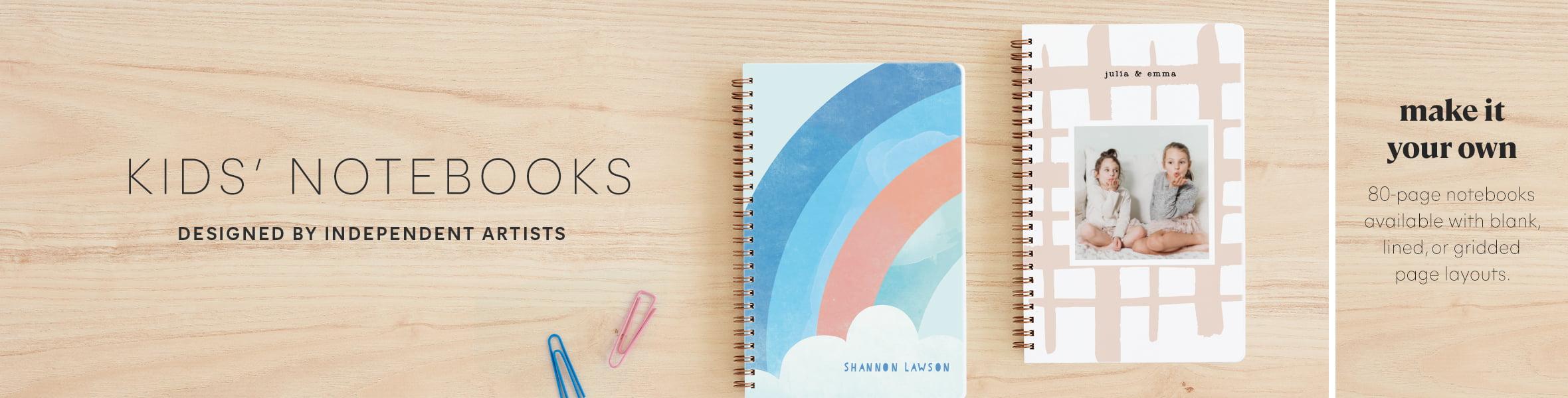 Kids Notebooks