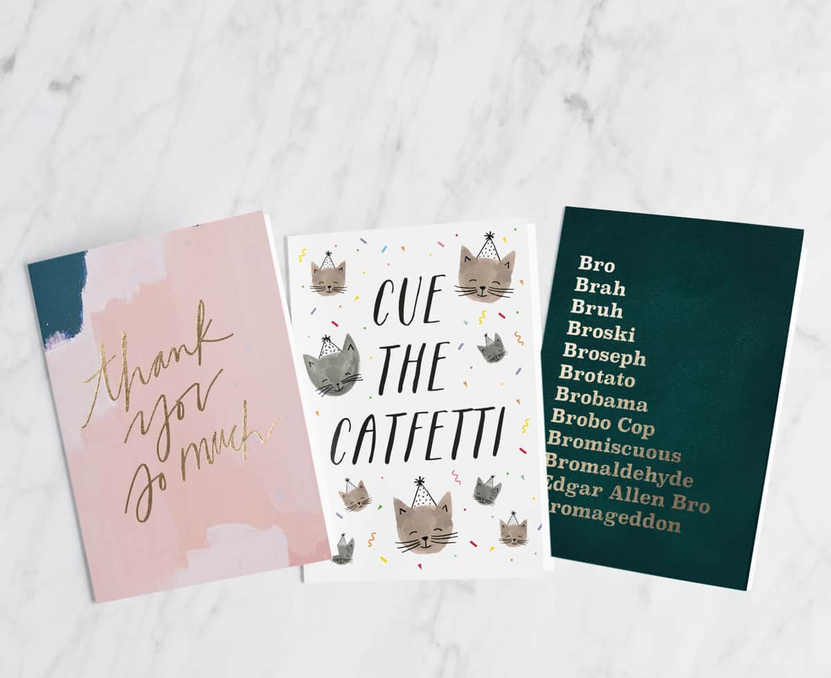 Greeting Card Subscriptions