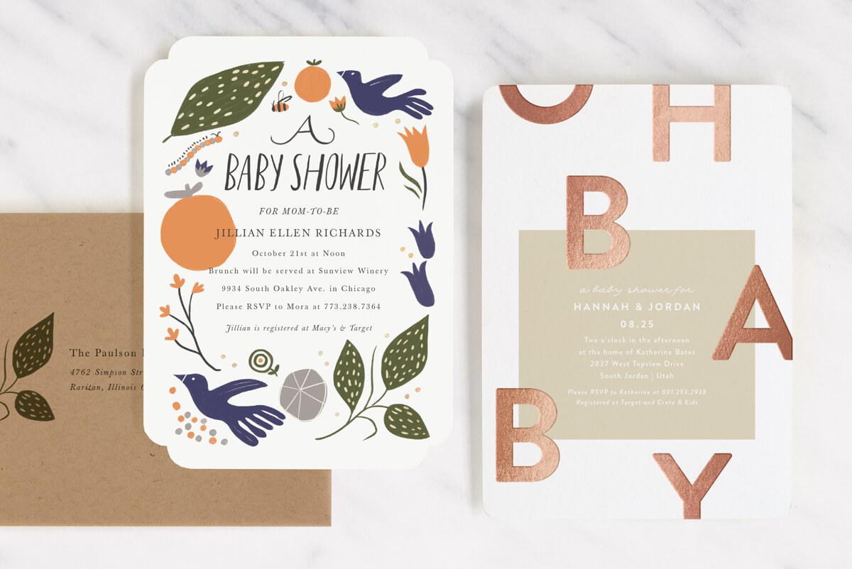 New! 2019 Birth Announcements