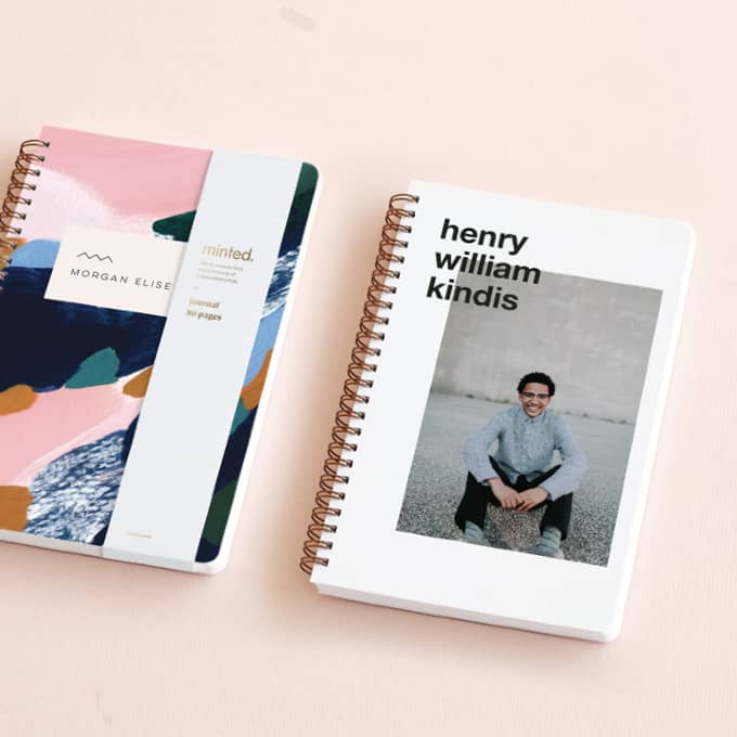 Notebooks & Planners