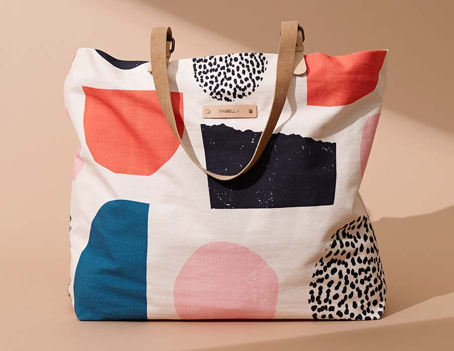 The Carry-All Slouch Tote