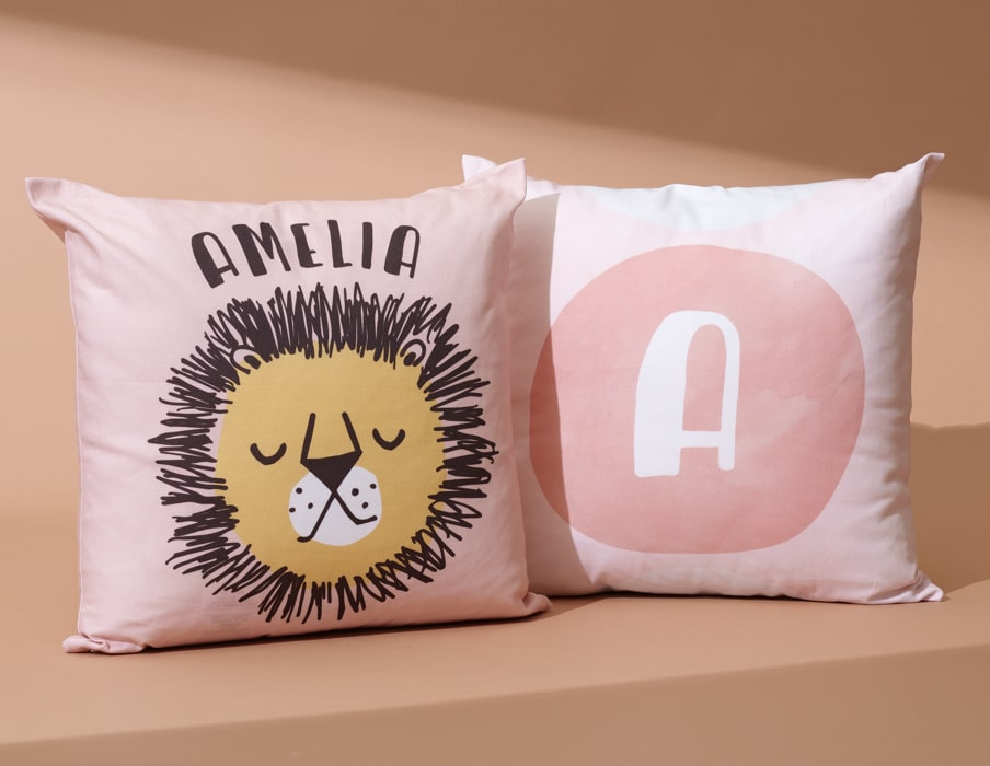Personalized Pillows 2