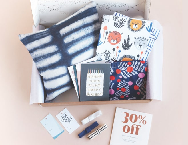 Join Minted More