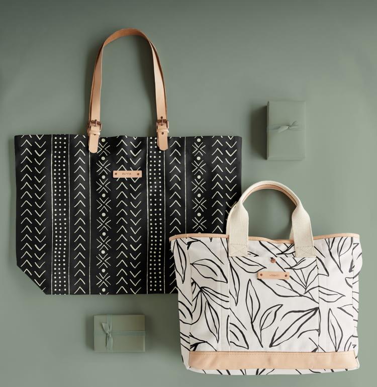 Custom Totes & Backpacks