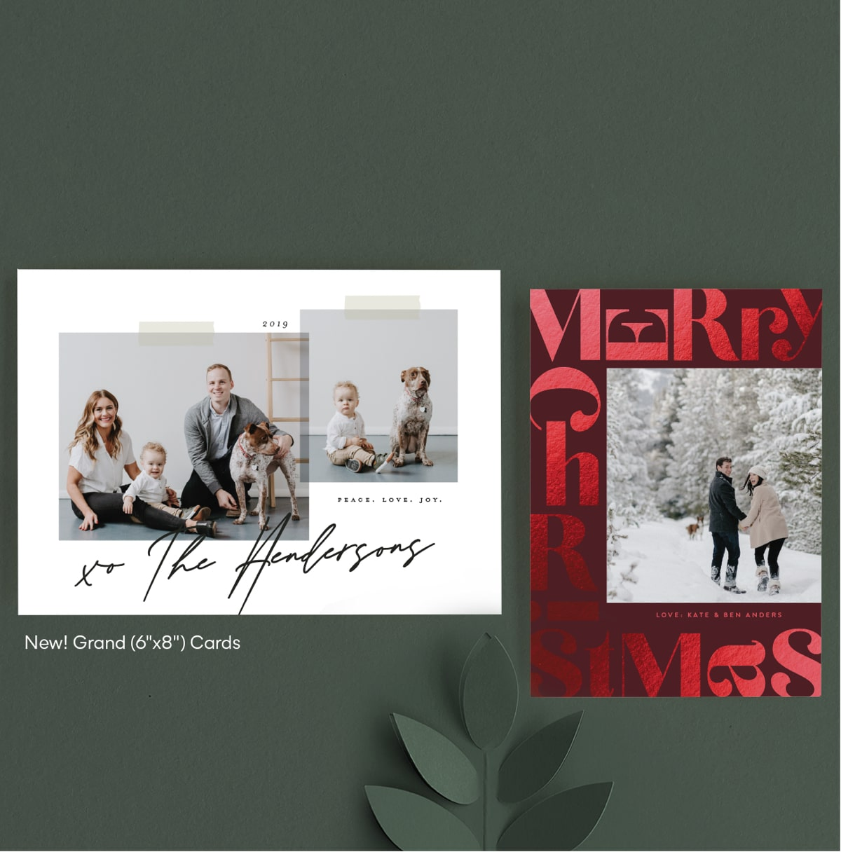 Shop New 2019 Holiday Cards