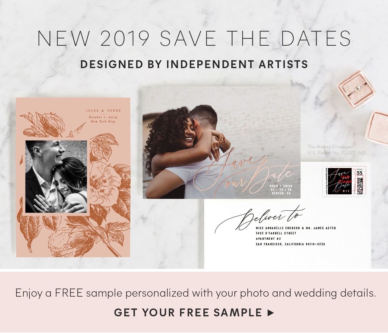 New Save the Dates
