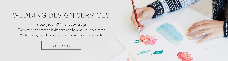 Wedding Design Services