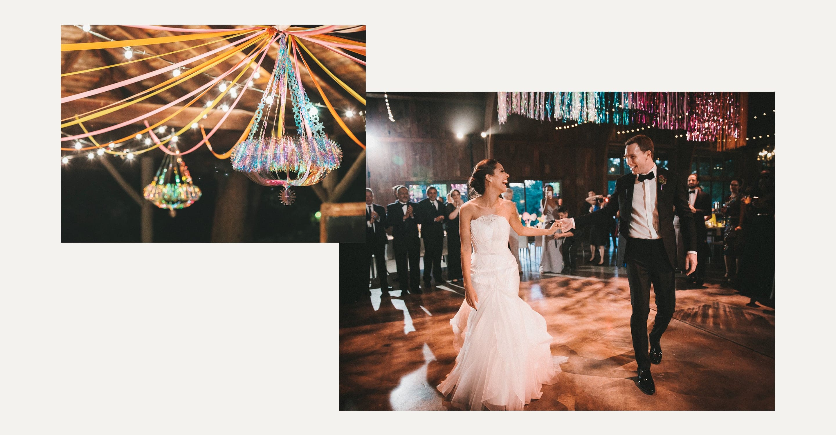 Minted Real Weddings: Brittany and Stanley - Their Aesthetic