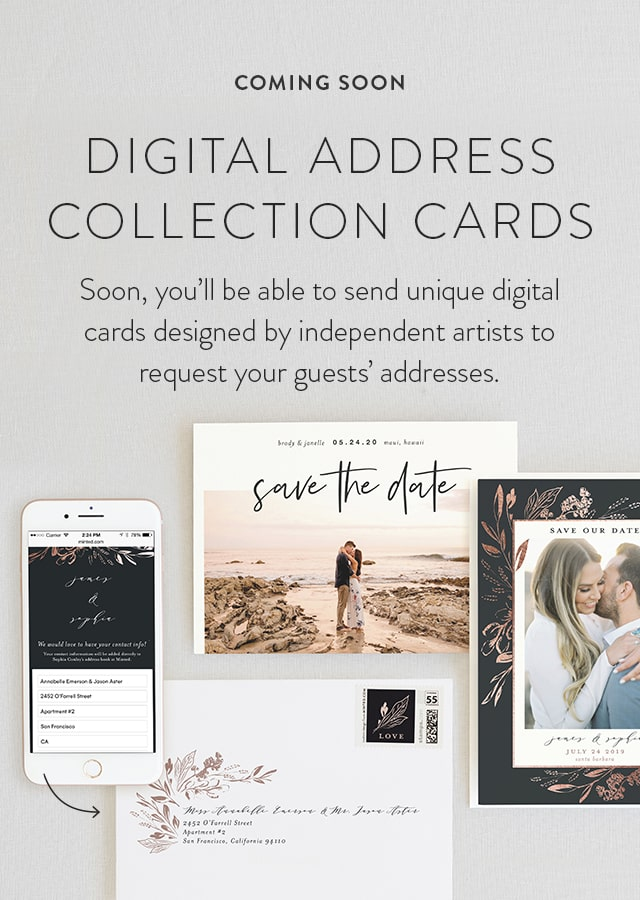 Digital Address Colelction