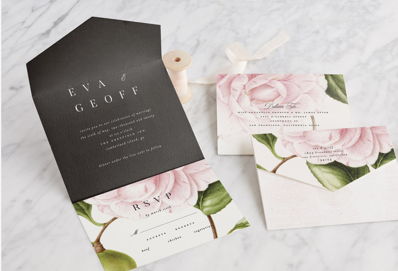 All-in-one Invitations